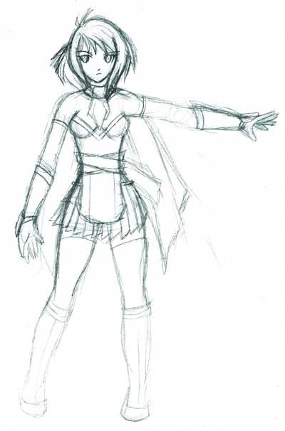 first Arashi sketch